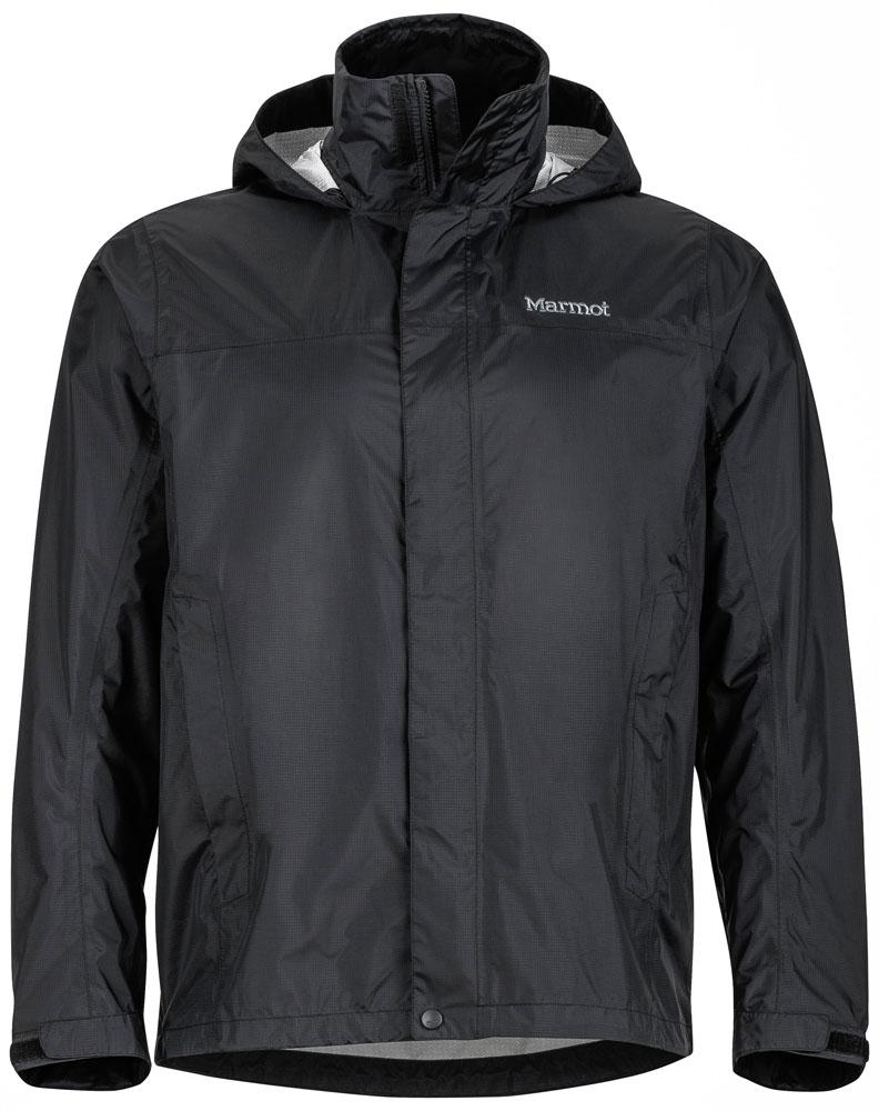 Marmot(マーモット)アウトドアウインドウェアナノプロプレシップジャケット(メンズ) nano pro TM PreCip Jacket M6J-S4120M6JS4120ブラック