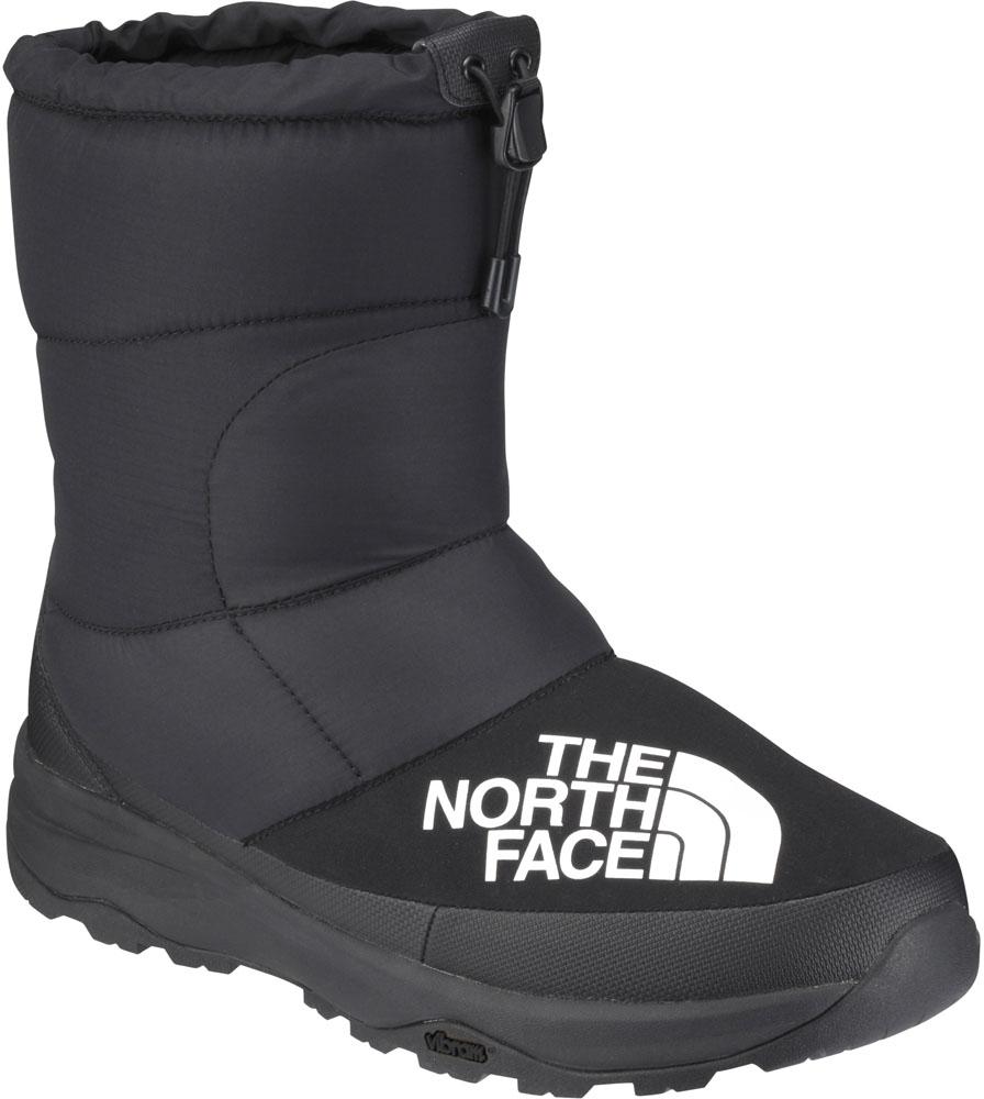 THE NORTH FACE(ノースフェイス)アウトドアシューズヌプシダウンブーティー(ユニセックス) Nuptse Down Bootie NF51877NF51877TNFブラック×ブラック