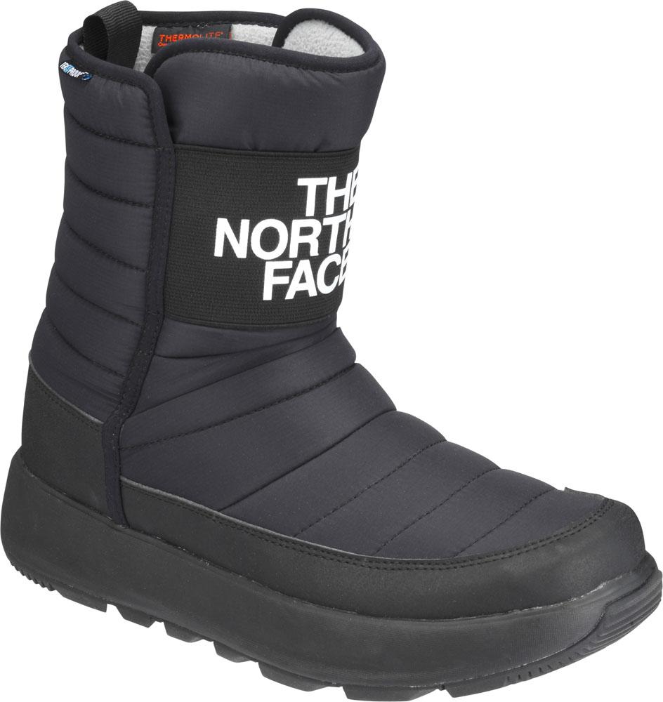 THE NORTH FACE(ノースフェイス)アウトドアシューズアプレ プルオン(ユニセックス) Apres Pull-On NF51882NF51882TNFブラック×ブラック