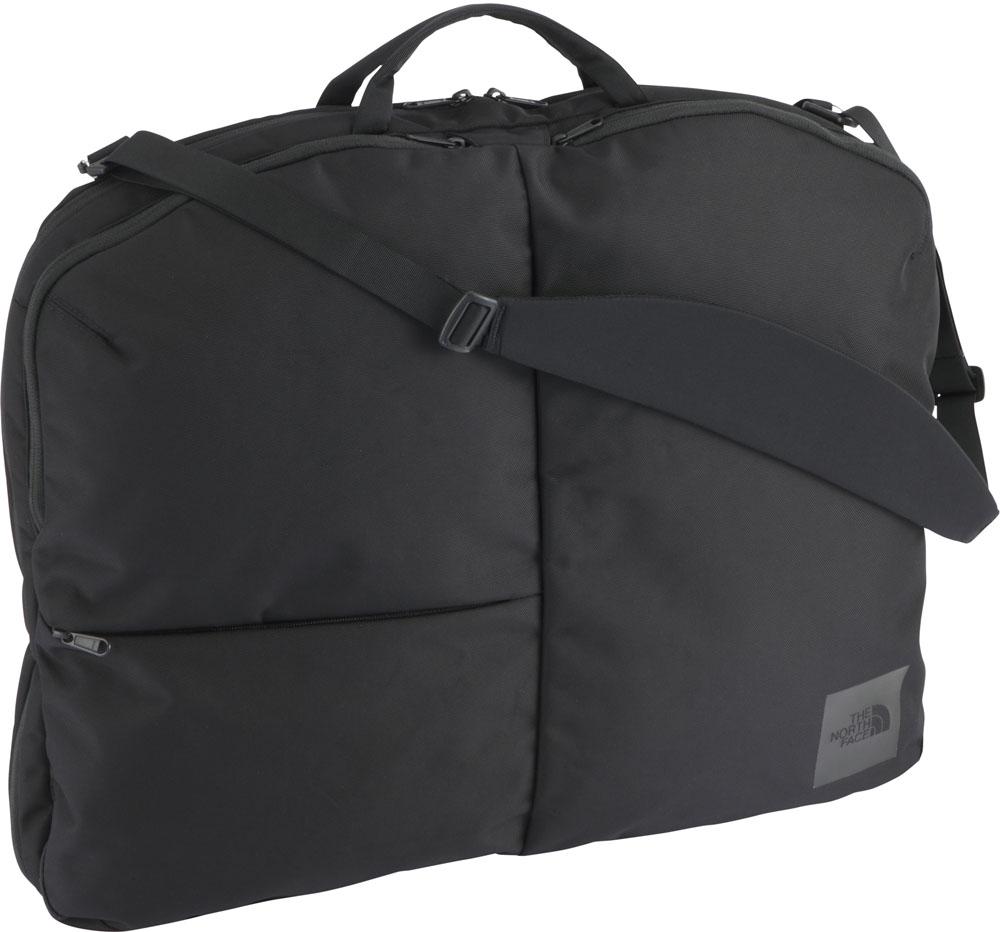 THE NORTH FACE(ノースフェイス)アウトドアバッグシャトルガーメントバッグ [Shuttle Garment Bag] NM81805NM81805ブラック
