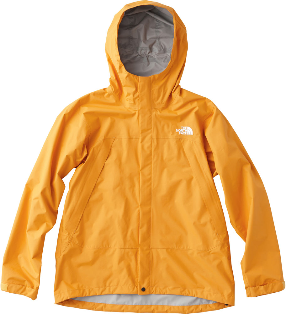 THE NORTH FACE(ノースフェイス)アウトドアウインドウェアDot Shot Jacket [ドットショットジャケット](メンズ) NP61530NP61530ジニアオレンジ