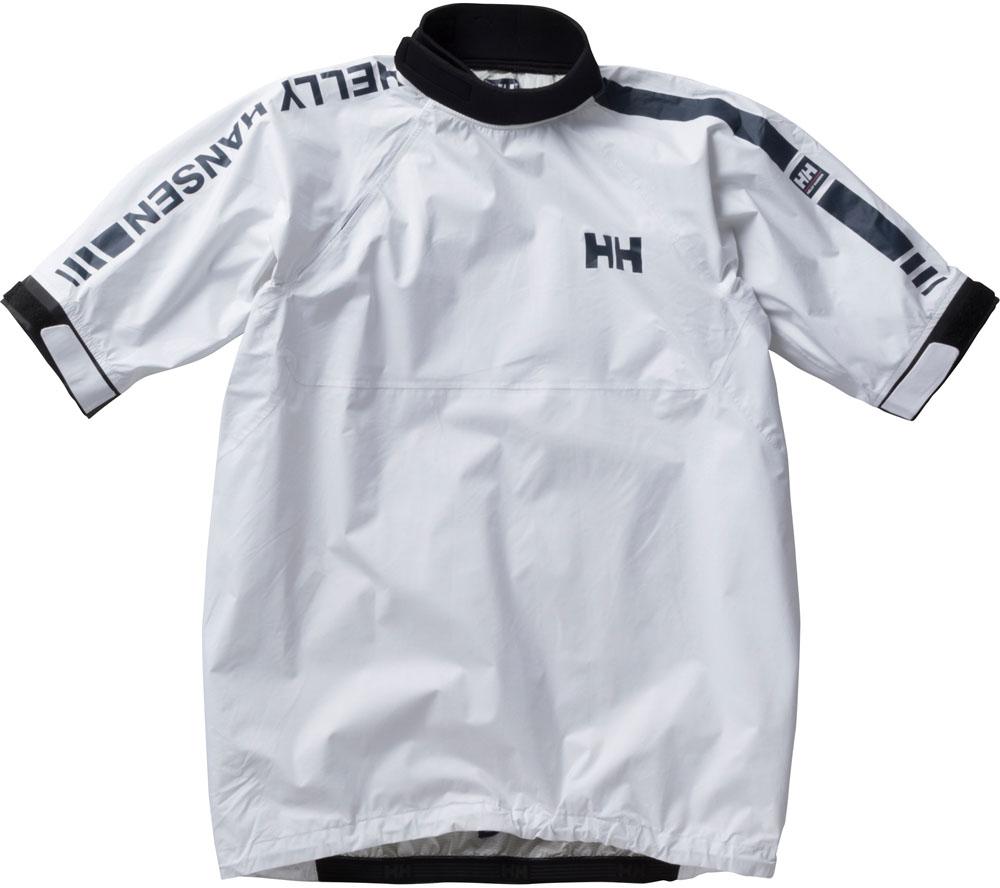 HELLY HANSEN(ヘリーハンセン)マリン水中ウェアその他ハーフスリーブチームスモックトップ 2 I(メンズ) H/S Team Smock Top III HH11805HH11805ホワイト