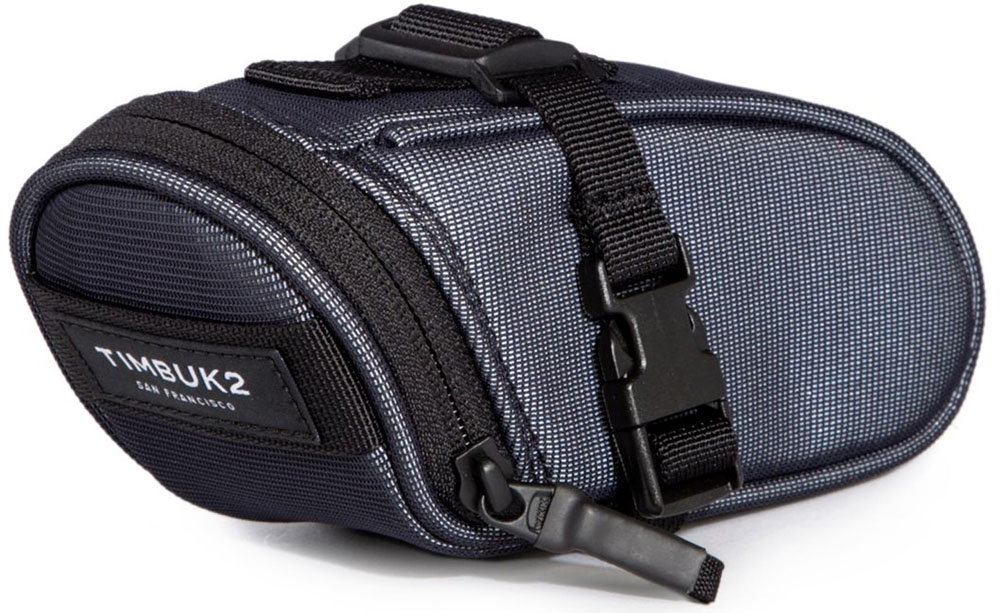 TIMBUK2(ティンバック2)カジュアルサイクルバッグ Bicycle Seat Pack M バイシクルシートパック Jet Black Reflective158041095