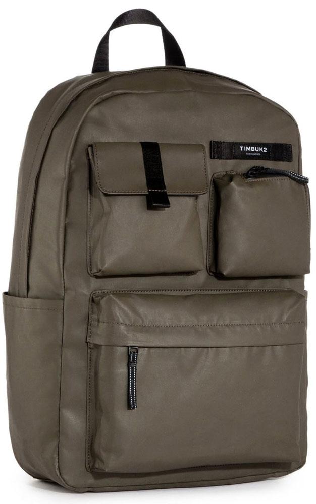 TIMBUK2(ティンバック2)カジュアルバッグTBH Ramble Pack Carbon Coated OS(ランブルパック カーボンコーテッド OS) Mud154233833