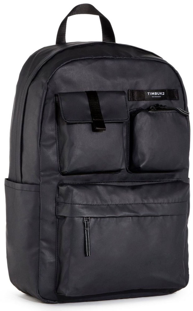 TIMBUK2(ティンバック2)カジュアルバッグTBH Ramble Pack Carbon Coated OS(ランブルパック カーボンコーテッド OS) Jet Black154236114