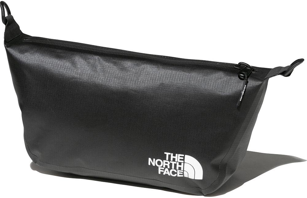 THE NORTH FACE ノースフェイス アウトドア バッグ ブラック ノースフェイスアウトドアスーパーライトウォータープルーフポーチ Superlight 軽量 新作送料無料 耐水 Pouch アウトドアNN32112K お中元 スマホ収納 小物入れ WP スマートフォン