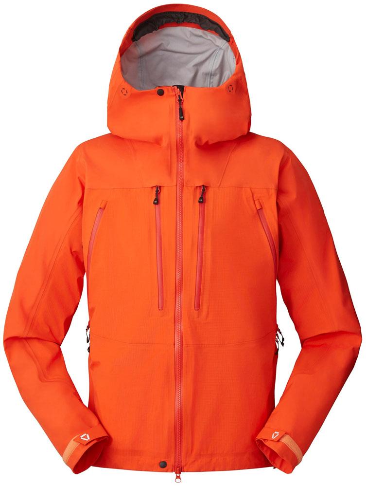 Karrimor(カリマー) アウトドア ウインドウェア Karrimor(カリマー)アウトドアアルピニステ ジャケット(ユニセックス) オレンジ L [ultimateシリーズ] alpiniste jkt Orange L 登山 アイスクライミング 防風 ウィンドウエア242514