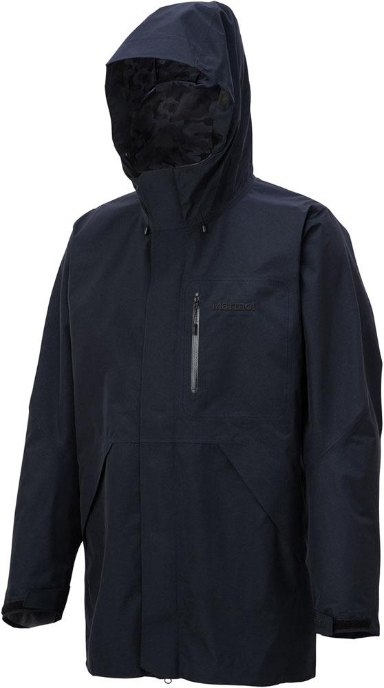 Marmot(マーモット)アウトドアゴアテックスエクシードジャケット(メンズ) GORE-TEX Exceed Jacket アウター ジャケット 防水 撥水 アウトドア タウンユースTOMOJK01BK
