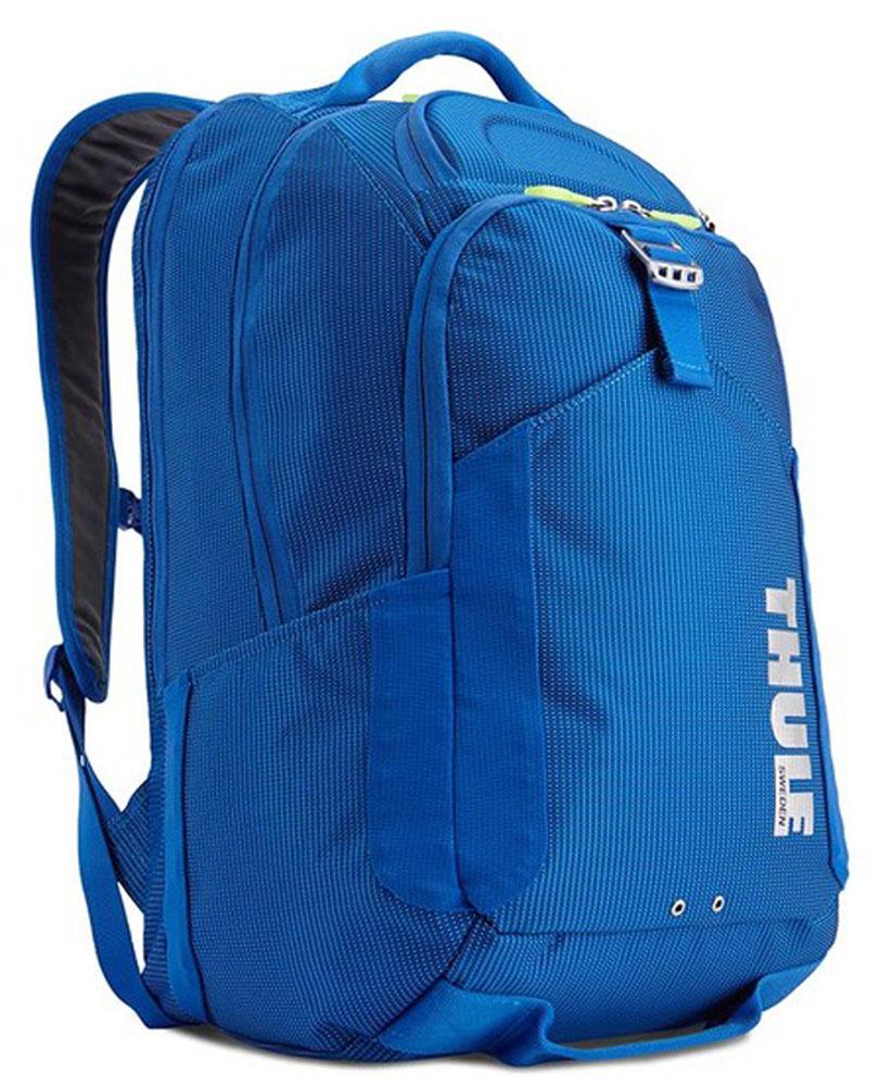 スーリー THULE バッグ 10日から11日2時 P最大10倍 店舗 THULECrossover 人気ブランド多数対象 32L トラベル 出張_通勤3201992 Backpack Cobalt_バックパック_リュックサック_デイパック_旅行