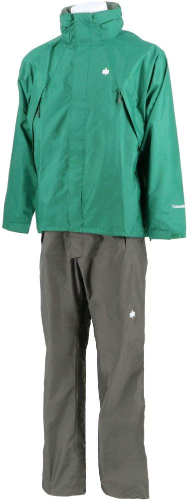 【送料無料ライン対応ショップ】Canadian East(カナディアンイースト)アウトドアRain Wear Men's [レインウェア メンズ] (上下セット) CEW7011SCEW7011SFRCH