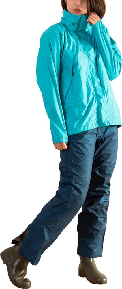 【送料無料ライン対応ショップ】Canadian East(カナディアンイースト)アウトドアRain Wear Lady's [レインウェア レディース] (上下セット) CEW8011SCEW8011SMTNV