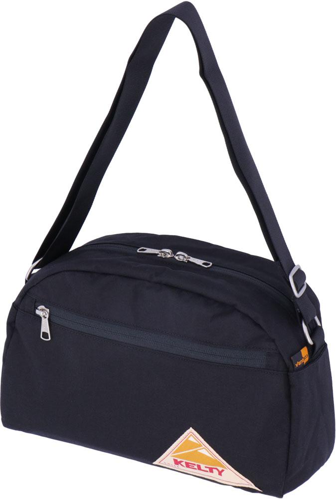 KELTY ケルティ アウトドア バッグ Black ケルティアウトドアROUND BAG TOP M 8L スピード対応 全国送料無料 2592078 永遠の定番モデル