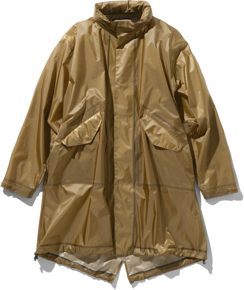 【4日20時から6日までP最大10倍】THE NORTH FACE ノースフェイスアウトドアライトニングコート ユニセックス  Lightning Coat 防水 オーバーサイズ レインコート 雨具 メンズ レディースNP61761