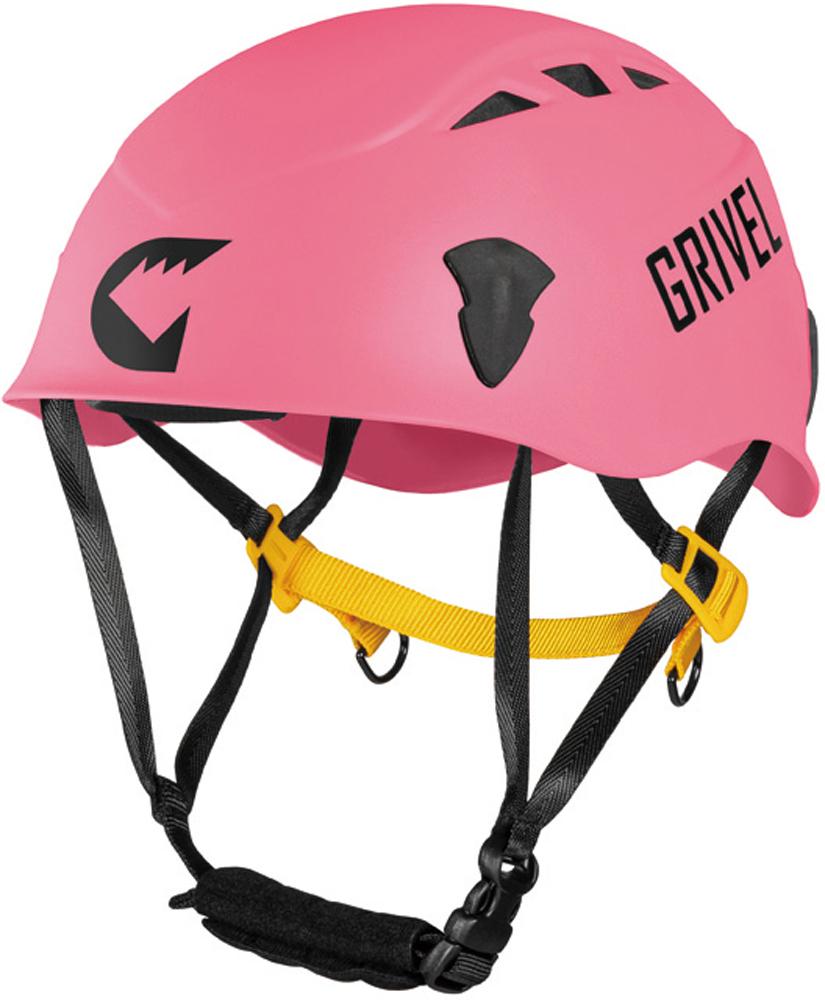 Grivel グリベル アウトドア ヘルメット ピンク Grivel グリベルアウトドアSalamander 2.0 サラマンダーヘルメット 【JAPAN FIT】 GV-HESAL2GVHESAL2