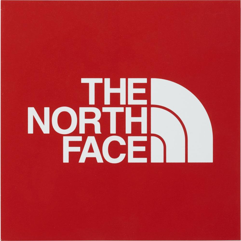 THE NORTH FACE ノースフェイス アウトドア アクセサリーその他 レッド ノースフェイスアウトドアTNFスクエアロゴステッカー TNF Square カスタマイズ アクセサリ ファッション グッズNN32014R シール カジュアル Logo ロゴ お気にいる Sticker スーパーセール期間限定