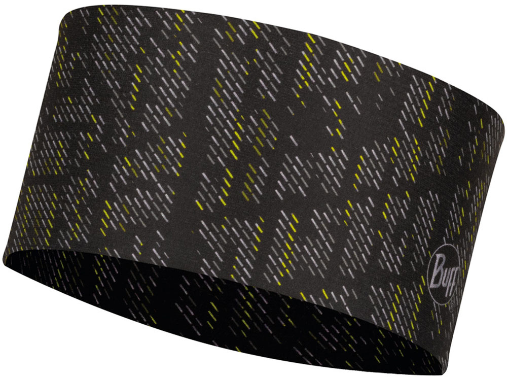 Buff(バフ)カジュアルヘッドバンド COOLNET UV+ HEADBAND THROWIES BLACK370235