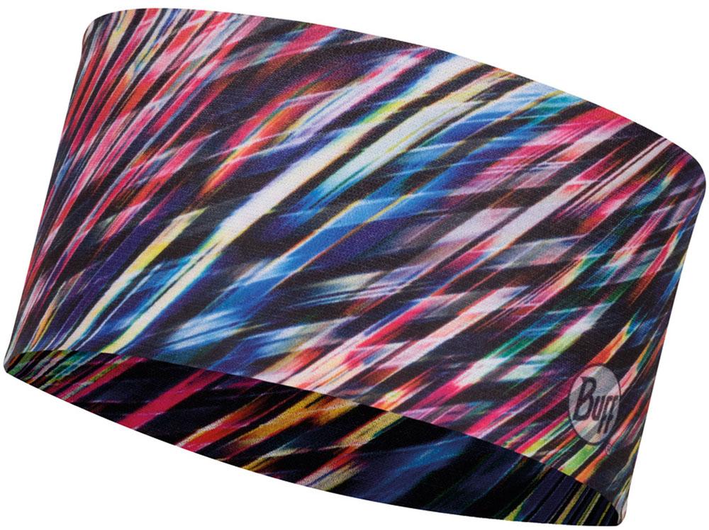 Buff(バフ)カジュアルヘッドバンド COOLNET UV+ HEADBAND CRYSTAL MULTI370259