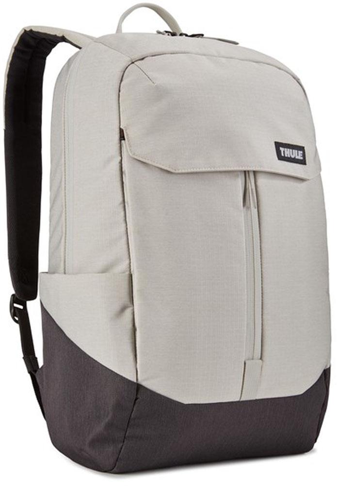 【送料無料ライン対応ショップ】スーリー(THULE)カジュアルLithos Backpack 20L Concrete/Black3203823
