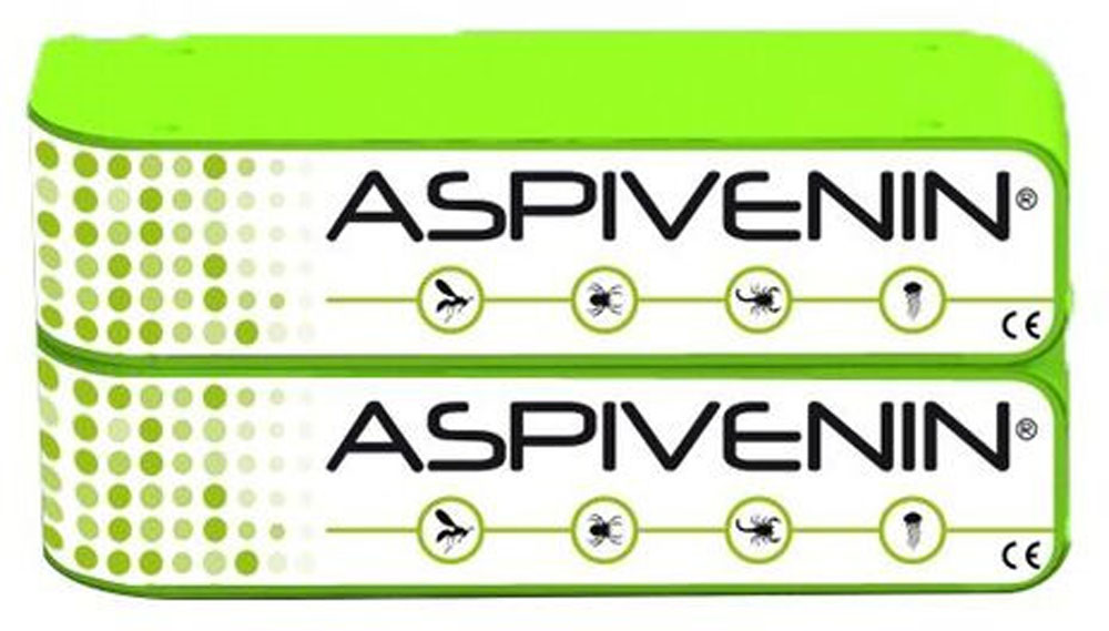 ASPILABO(アスピラボ)アウトドアアスピラボ アスピブナン ポイズンリムーバー 毒液・毒針除去APV1100000