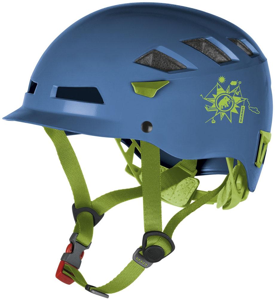 MAMMUT(マムート)アウトドアヘルメットEl Cap Kids (エルキャップ キッズ)222000100Anautica-basilic