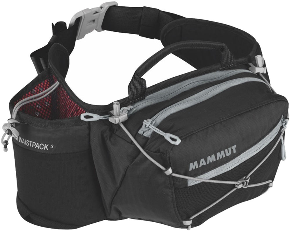 MAMMUT(マムート)アウトドアバッグLithium Waistpack281000741BLACK