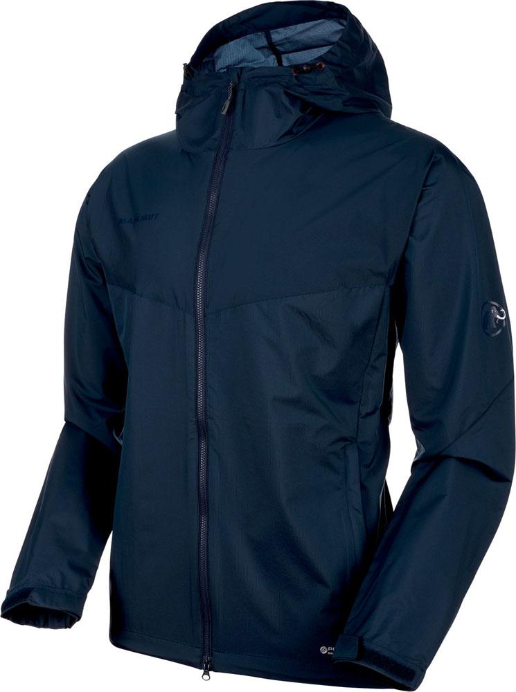MAMMUT(マムート)アウトドアウインドウェアGlider Jacket AF Men 1012-00210101200210peacoat