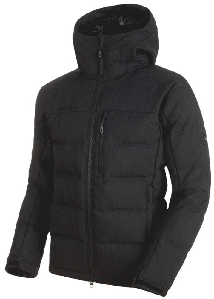 MAMMUT(マムート)アウトドアウインドウェアSERAC IN Hooded Jacket Men 1013-00680101300680BLACK