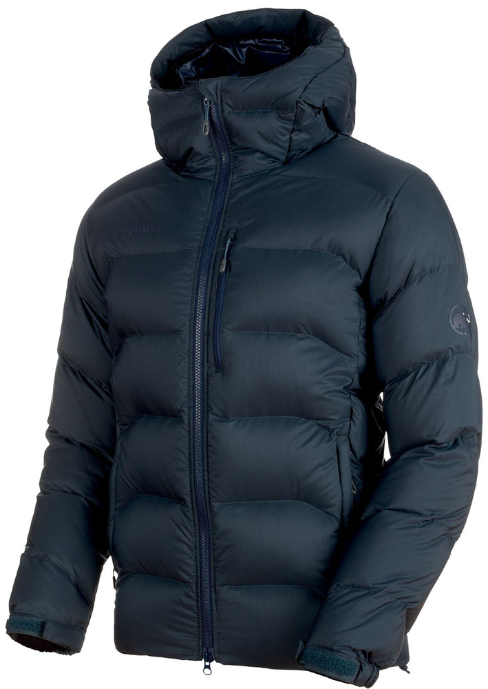 MAMMUT(マムート)アウトドアウインドウェアXeron IN Hooded Jacket Men 1013-00700101300700marine