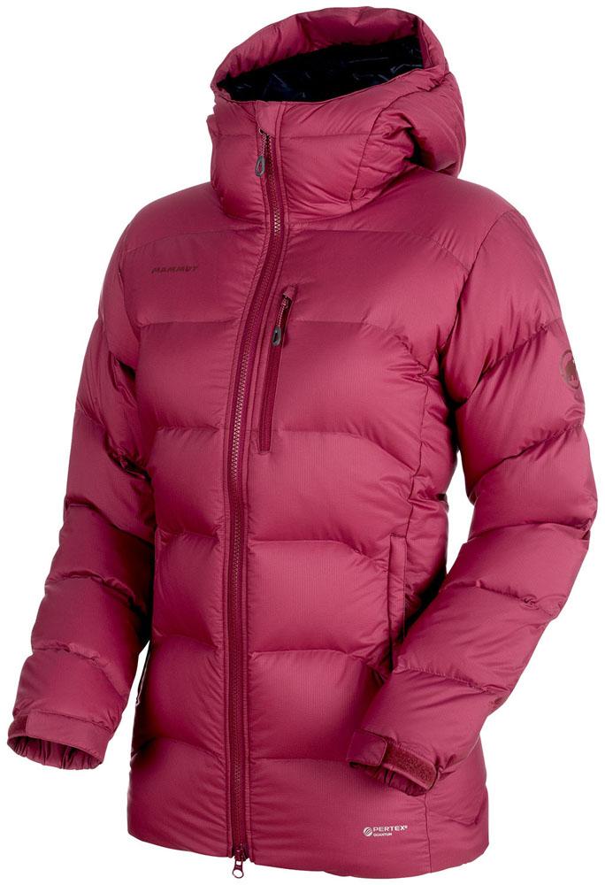 MAMMUT(マムート)アウトドアウインドウェアXeron IN Hooded Jacket Women101300710BEET