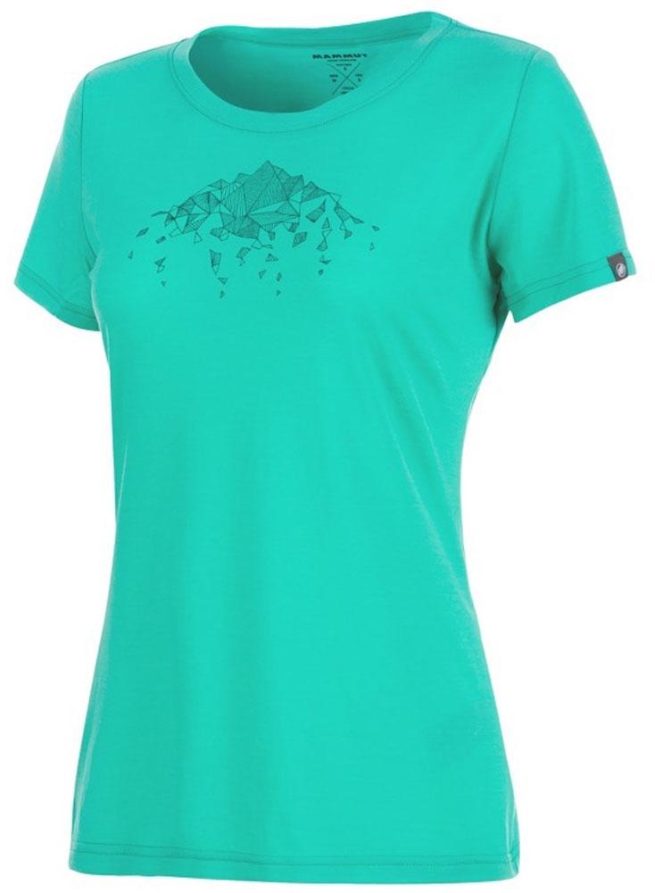 MAMMUT(マムート)アウトドアTシャツAlnasca T-Shirt Women 1017-00080101700080Aatoll