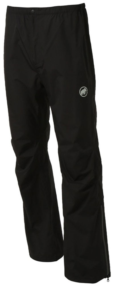 MAMMUT(マムート)アウトドアウインドウェアエアロスピードパンツ(ユニセックス) [AEROSPEED Pants] 1020-12410102012410black