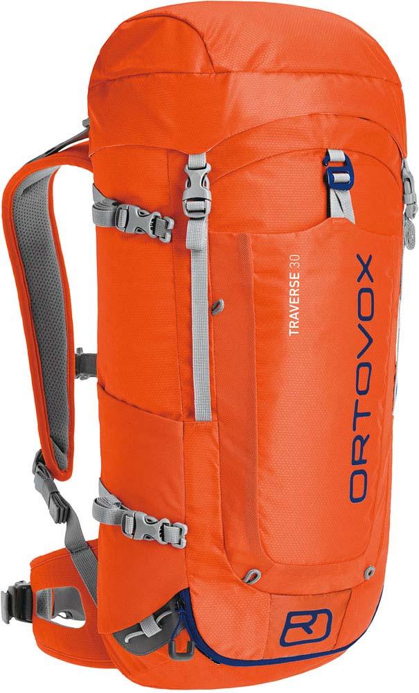 ORTOVOX(オルトボックス)アウトドアバッグTRAVERSE 30 (トラバース30) OV-48530OV48530オレンジ