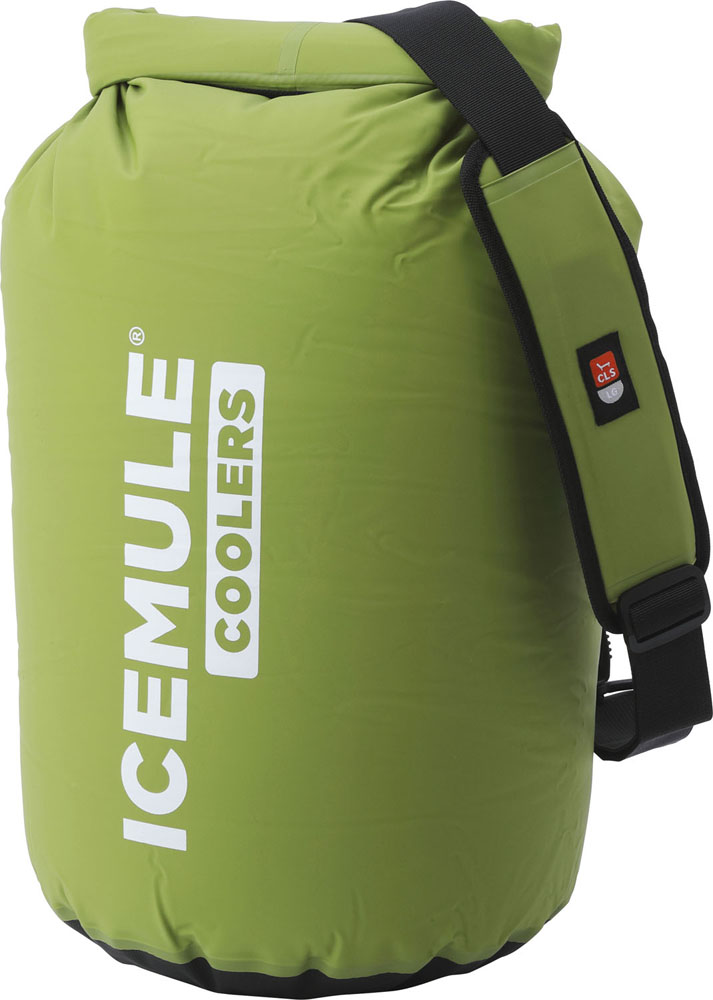 ICEMULE(アイスミュール)アウトドアクラシッククーラー L(20L) オリーブグリーン 5942659426