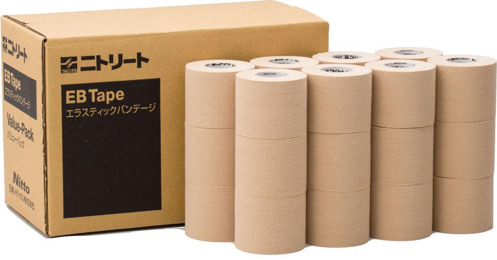 NITREAT(ニトリート)ボディケアサポーター・テープEBテープ50 : バリューパック<チームユース>EBV50