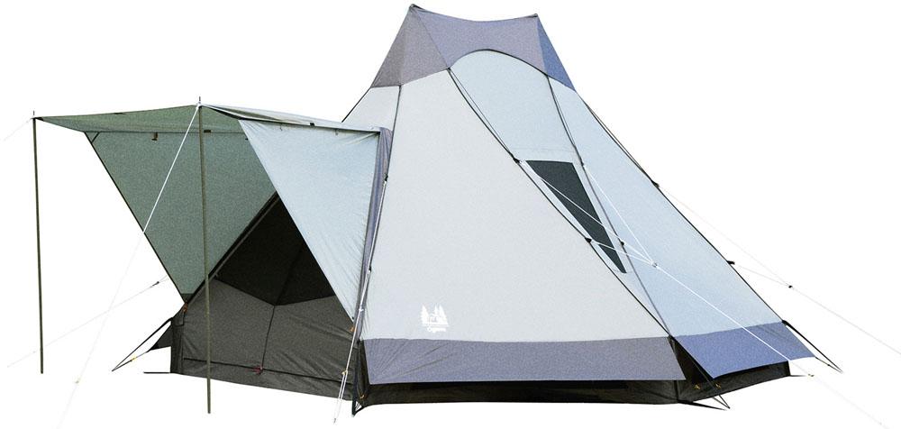 小川キャンパル(OGAWA CAMPAL)アウトドアOgawa モノポール型テント Aterriza(アテリーザ) 6人用2783