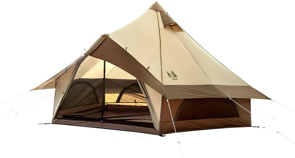 小川キャンパル(OGAWA CAMPAL)アウトドアOgawa モノポール型テント Gloke8(グロッケ8) 4人用2786
