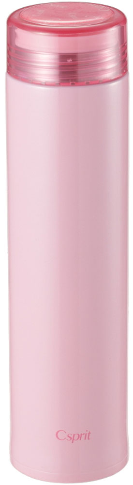 CAPTAIN STAG(キャプテンスタッグ)アウトドアシーエスプリ 軽量スリムパーソナルボトル500(ピンク) UE-3417UE3417