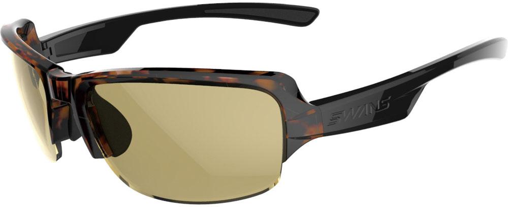 SWANS(スワンズ)マルチSPゴーグル・サングラスDF-P 【偏光モデル】 0065 ブラウンデミ×ブラック×ブラックDF0065BRBK