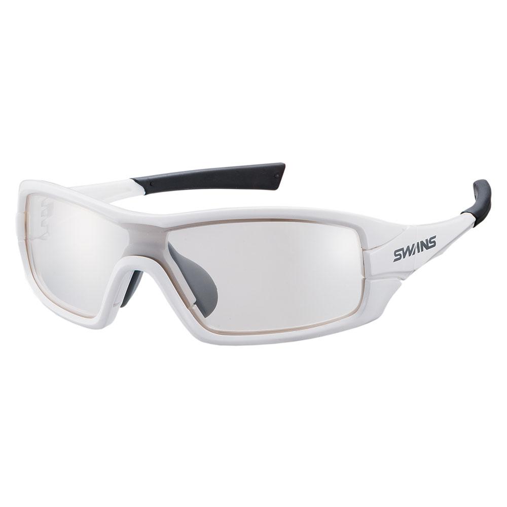 SWANS(スワンズ)マルチSPゴーグル・サングラスSTRIX・I-M 【ミラーレンズ】 0712 ホワイト×ホワイト×グレーSTRIXI0712W