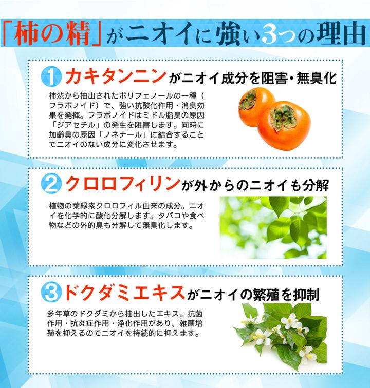Persimmon persimmon juice SOAP fairy