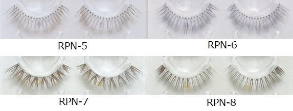 ★ RiPi is Eyelash Omega be eyelashes ★ package renewal introducing false eyelashes on.-Eyelash extensions
