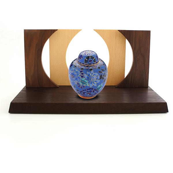 手元供養Aセット|ミニ仏壇とミニ骨壷の自宅供養セット