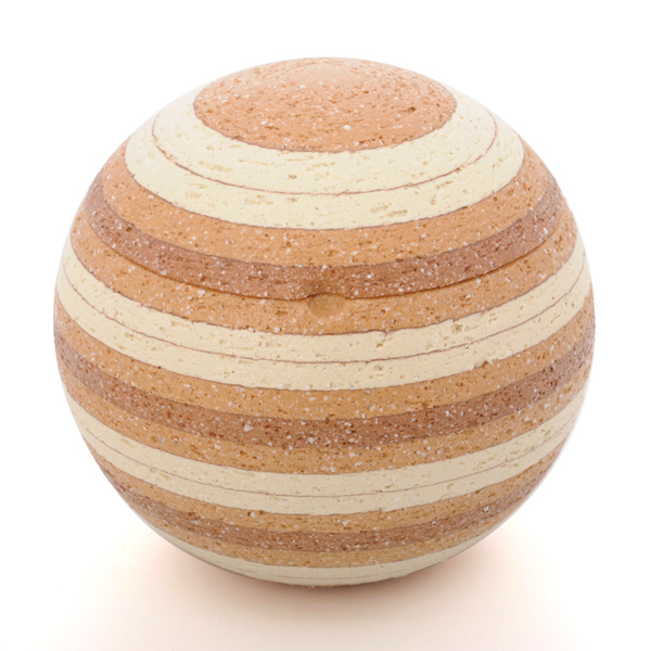 ミニ骨壷 分骨用 手元供養 SORA ソラ 太陽2 陶器製 手元供養専門店 未来創想