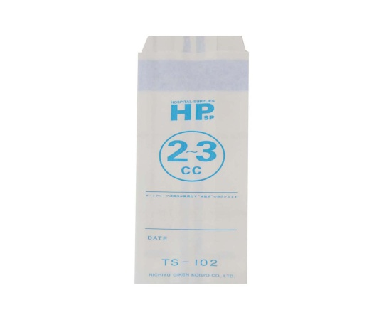 HP滅菌バッグ 70×150mm 約1333枚