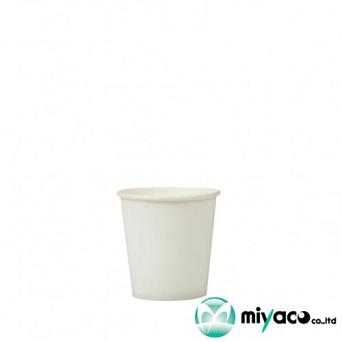 迅速な対応で商品をお届け致します 紙コップ 3オンス 90ml 試飲 使い捨て ホワイト 紙コップ3オンス 買収 100個
