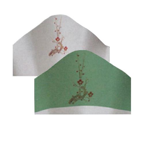 精巧社 絵鍋(グリーン)初春 1500枚