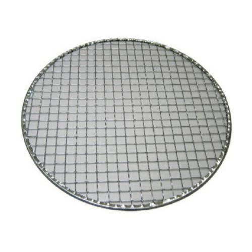 業務用_使い捨て焼肉金網 28cm平型 480枚