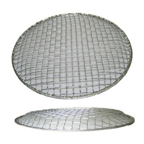業務用_使い捨て焼肉金網 28cm(ドーム型) 480枚