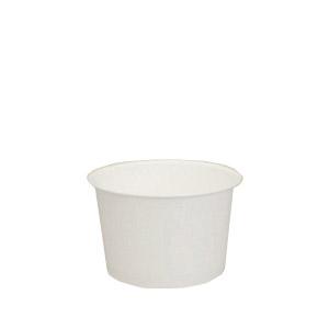 容量:104ml トーカン アイスカップ 使い捨て トラスト 業務用 紙容器 1500個 PC-80F 実物 104ml ムジ 両面PE