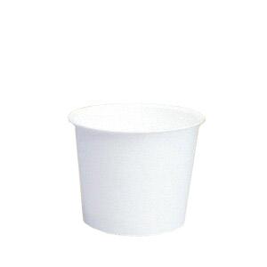 トーカン/アイスカップ 紙容器 業務用(132ml)PC-100F ムジ 両面PE 2000個